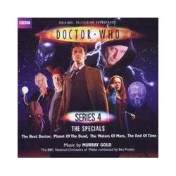 Musik: Doctor Who-Series 4-The Specials  von OST-Original Soundtrack