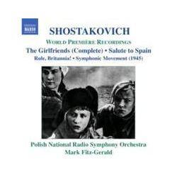 Musik: Podrugi (The Girlfriends)  von Mark Fitz-Gerald, Polish National RSO
