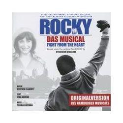 Musik: Rocky-Das Musical  von Wladimir Klitschko, Sylvester Stallone von Original Cast Musical