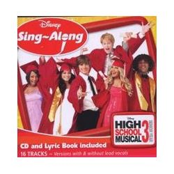 Musik: Disneys Sing-Along/High School Musical 3  von OST