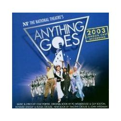 Musik: Anything Goes (2003 London Cas  von London Cast 2003