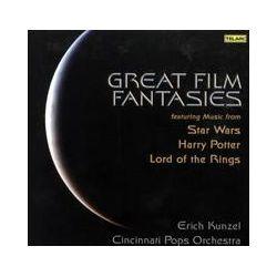 Musik: Great Film Fantasies  von Erich Kunzel, Cincinnati Pops Orchestra