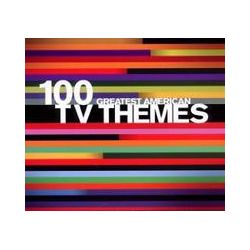 Musik: 100 Greatest American TV Themes  von OST-Original Soundtrack
