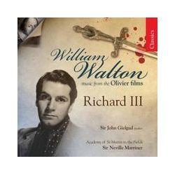Musik: Filmmusik: Richard 3  von John Gielgud, Neville Marriner, AMF