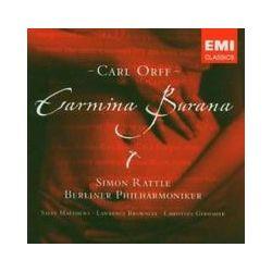 Musik: Carmina Burana  von Rattle, Carole Matthews, Brownlee, BP