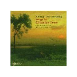 Musik: A Song-For Anything  von Gerald Finley, Julius Drake