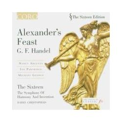 Musik: Alexanders Feast HWV 75  von Argenta, Partridge, Christophers, The Sixteen