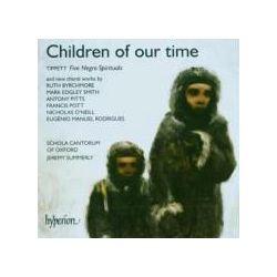 Musik: Children Of Our Time  von Summerly, Sch.Cantorum Oxford