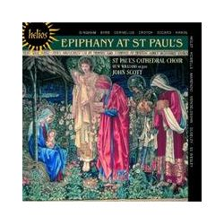 Musik: Epiphany at St.Pauls  von Choir Of St.Pauls Cathedral, Williams