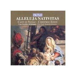 Musik: Alleluja Nativitas  von Pier Paolo Scattolin, Coro Euridice di Bolognia