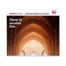 Musik: Choredition-Bach:Gloria In Excelsis Deo