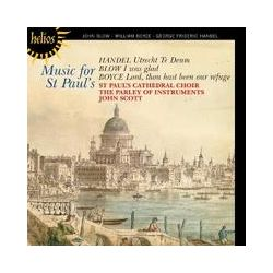 Musik: Music for St Pauls  von Scott, St Pauls Choir, Parley of Instruments