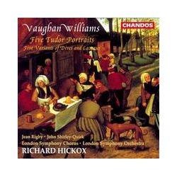 Musik: Five Tudor Portraits/+  von Rigby, LS Chorus, Hickox, Lso