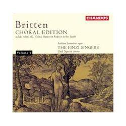 Musik: Choral Edition Vol.1  von The Finzi Singers, Paul Spicer, Andrew Lumsden