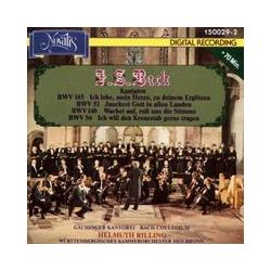 Musik: Kantaten Vol.2  von Gächinger Kantorei, H. Rilling