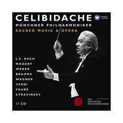 Musik: Celibidache 4:Geistliche Musik  von Sergiu Celibidache, Mp