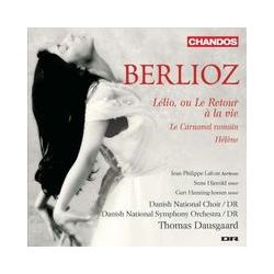 Musik: Le Carnaval Romain/Lelio/+  von Lafont, Jensen, Dausgaard, Drso