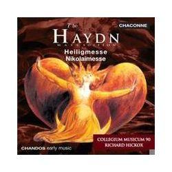 Musik: Heiligmesse/Nikolaimesse  von Anderson, Collegium Musicum 90, Padmore, Hickox, CM90
