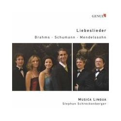 Musik: Liebeslieder  von Schreckenberger, Musica Lingua