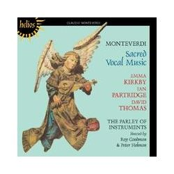 Musik: Geistliche Vokalmusik  von Kirkby, Partridge, Thomas Mann, The Parley Of Instruments