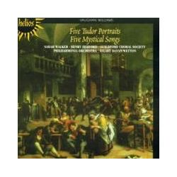 Musik: 5 Myst.Songs/5 Tudor Portraits  von Guildford Chor.Soc., Wetton, POL