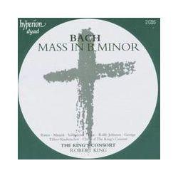 Musik: Messe h-moll BWV 232  von Johnson, Tölzer Knabenchor, King, Kic