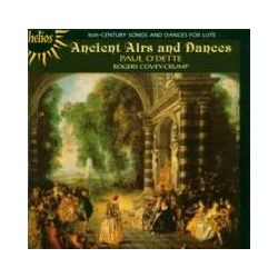 Musik: 16Th Century Songs And Dances For Lute  von Paul Odette, Rogers Covey-Crump