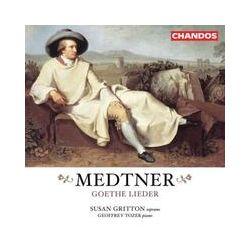 Musik: Goethe Lieder  von Susan Gritton, Geoffrey Tozer