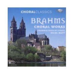 Musik: Brahms: Sämtliche Chorwerke-Choral Classics  von Amadeus-Chor, Europäischer Kammerchor