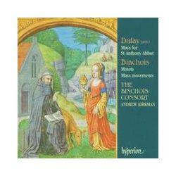 Musik: Mass For St.Anthony Abbot  von Andrew Kirkman, The Binchois Consort