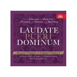 Musik: Laudate Pueri Dominum  von Pueri Gaudentes, Robert Hugo, Capella Regia Praha