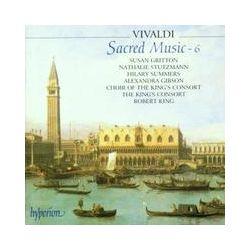 Musik: Geistliche Werke Vol.06  von King's Consort, Robert King