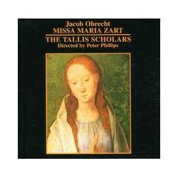 Musik: Missa Maria zart  von The Tallis Scholars, Peter Phillips
