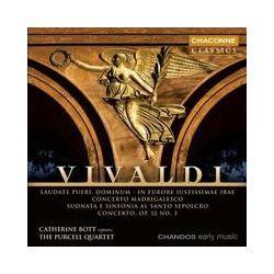Musik: Laudate Pueri,Dominum/+  von Catherine Bott, The Purcell Quartet