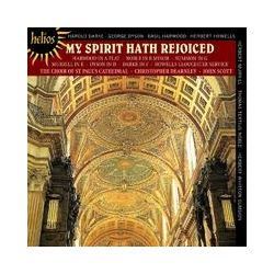 Musik: My Spirit Hath Rejoiced  von John Scott, St Pauls Cathedral Choir, Dearnley