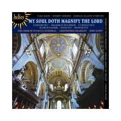 Musik: My Soul Doth Magnify The Lord  von St Pauls Cathedral Choir