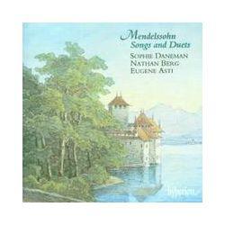 Musik: Songs & Duets  von Daneman, Berg, ASTI