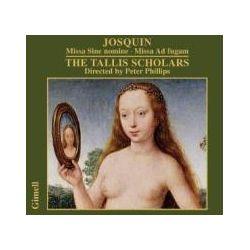Musik: Missa sine nomine/Missa Ad fugam  von The Tallis Scholars, Peter Phillips