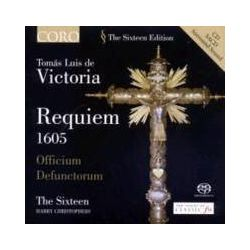 Musik: Requiem  von Cooper, McGowan, Christophers, The Sixteen