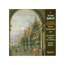Musik: Sacrae Symphoniae  von Roberts, His Majestys Sagbutts