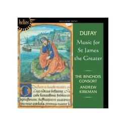 Musik: Music For St.James The Greater  von Andrew Kirkman, The Binchois Consort
