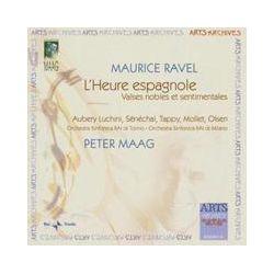 Musik: L'Heure Espagnole-Valses Noble  von Rai Torino so, Peter Maag