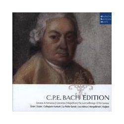 Musik: C.P.E. Bach Edition