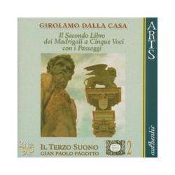 Musik: Il Secondo Libro De Madrigali  von Il Terzo Suono, Gian Paolo Fagotto