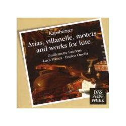 Musik: Works For Soprano & Lute  von G. Laurens, L. Pianca, E Onofrio