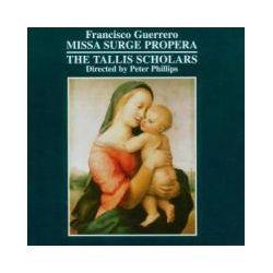 Musik: Missa Surge propera/Motetten  von The Tallis Scholars, Peter Phillips