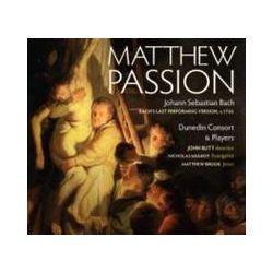 Musik: Matthaus Passion (Final performing version c.1742)  von Dunedin Consort & Players