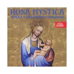 Musik: Rosa Mystica  von Schola Gregoriana Pragensis, David Eben