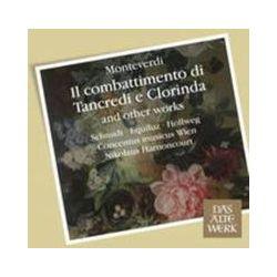 Musik: Il Combattimento Di Tancredi E Clorinda And Other  von Nikolaus Harnoncourt, CMW