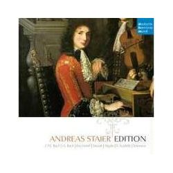 Musik: Andreas Staier Edition  von Andreas Staier